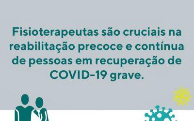 Reabilitação Pós COVID-19